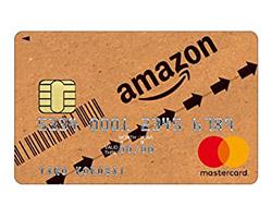 Amazon Mastercardクラシックのスクショ